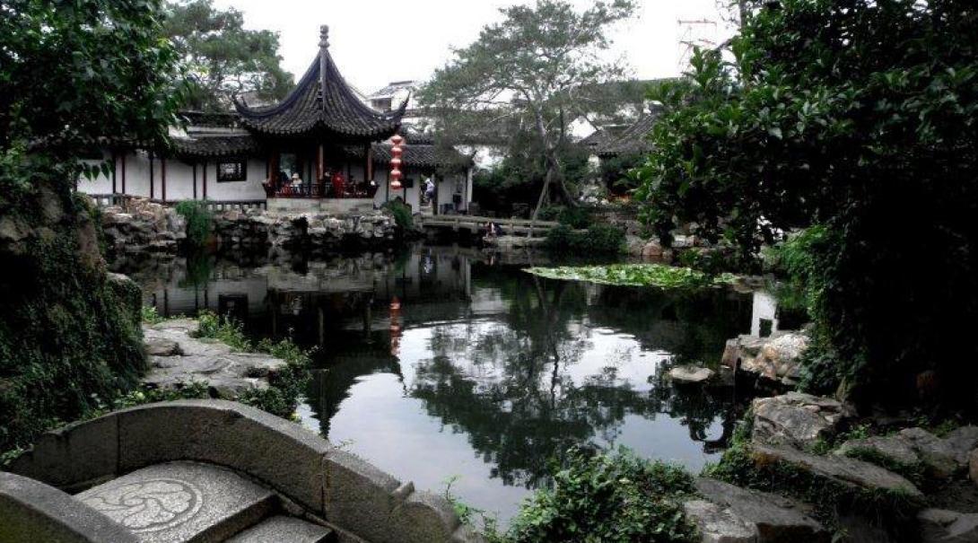 Hugo M en Chine